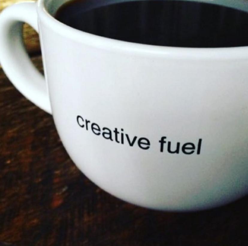 coffee mug for creative agency