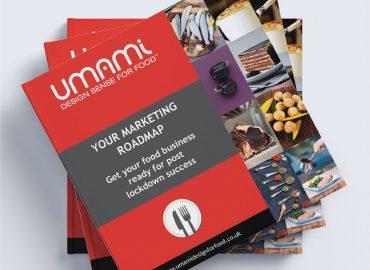 Free download graphic design food industry brochure
