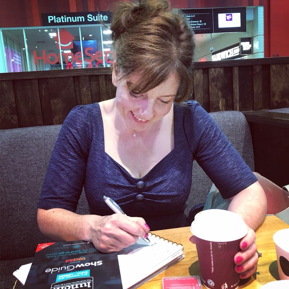 Michelle Dalley outsourced marketing manager working on brand strategy for food producer